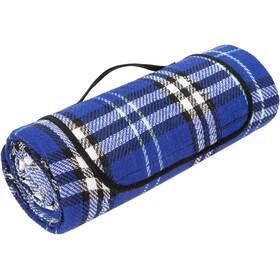 CAMPZ Manta para picnic, blue/white